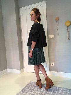 Tendencias de moda mujer: Faldas midi