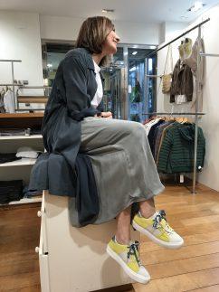 Ropa de mujer Grieta: A lo loco con las faldas midi
