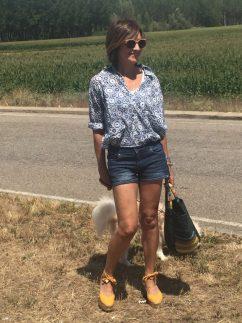 Ropa de mujer Grieta: Maleta en vacaciones
