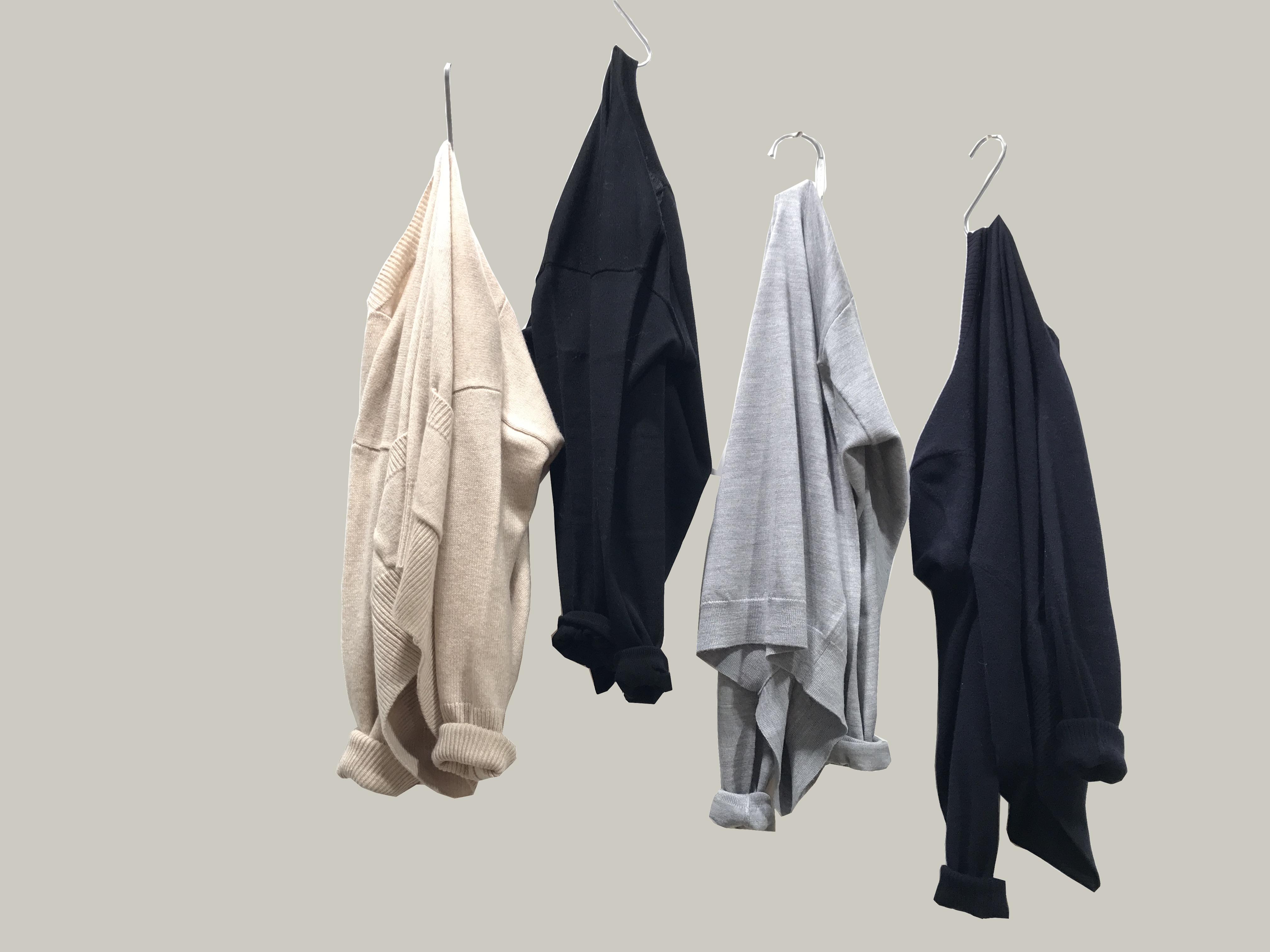 c106201afabd1 El jersey es una prenda clásica en tu fondo de armario de ropa urbana de  mujer