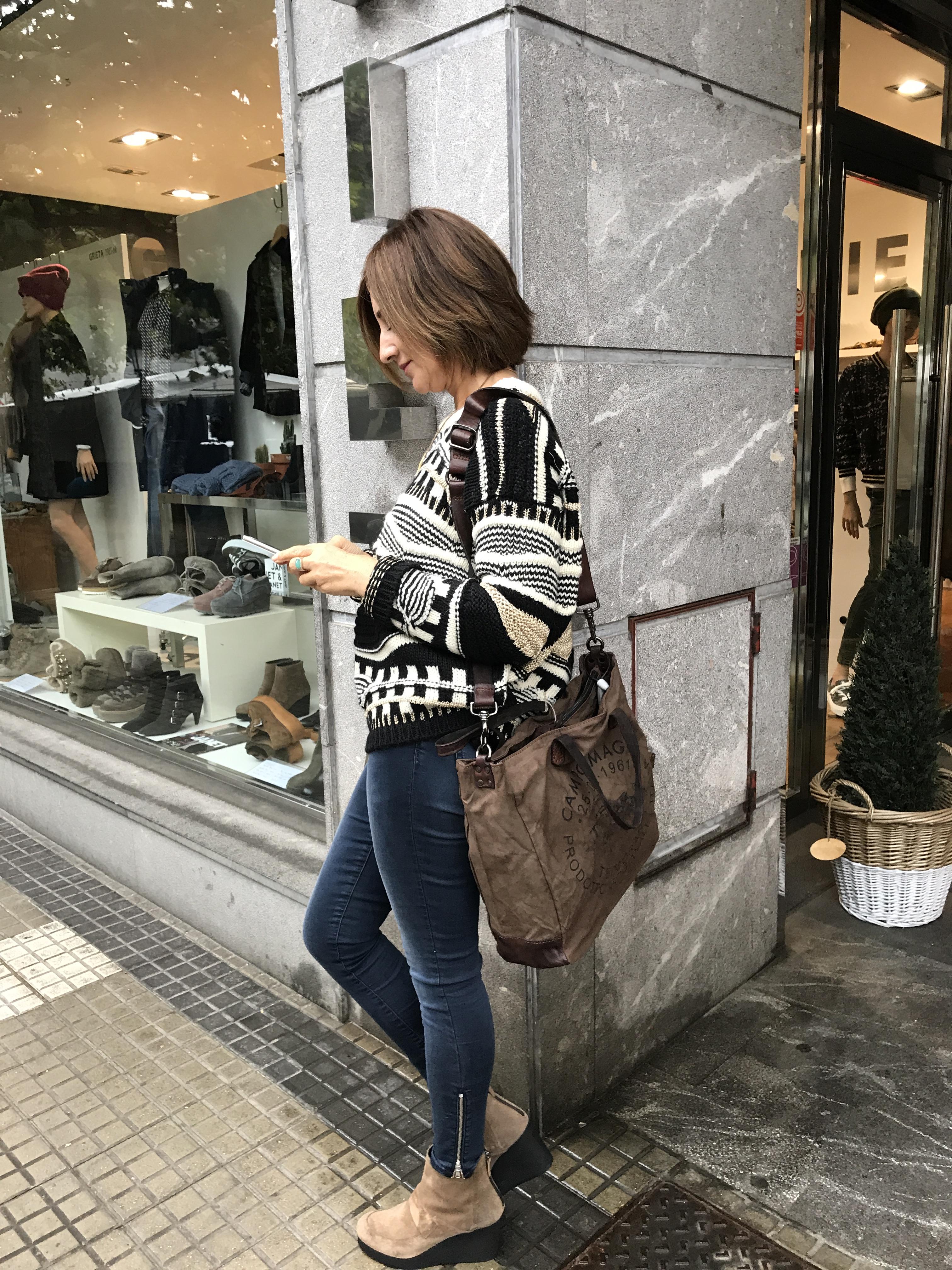 9f484b50908b0 Ropa urbana de mujer  jerseys de otoño