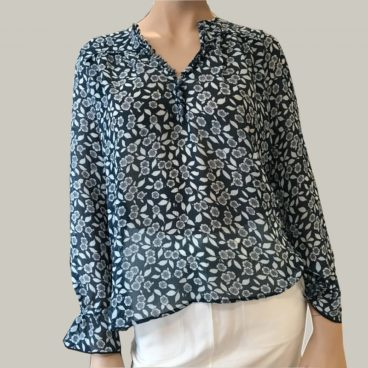 blusa floral bash