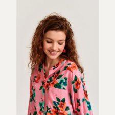 camisa-de-seda-rosa essentiel