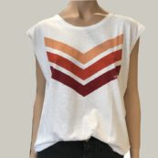 camiseta blanca logo 1 june