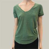 camiseta-cuello-pico humanoid