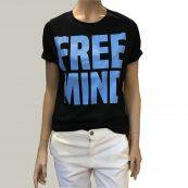 camiseta free mind essentiel