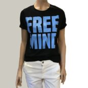 camiseta free mind essentiel