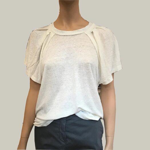 camiseta-lino-manga-ancha humanoid