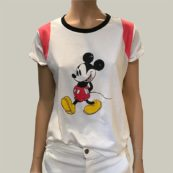 camiseta mickey mouse mkt