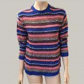 jersey multicolor abertura lateral seventy