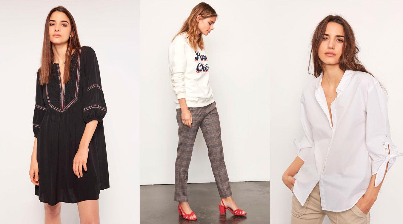Nuevas colección moda primavera 2018