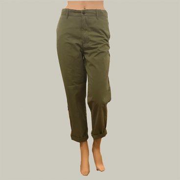 pantalon chino tiro alto loreak