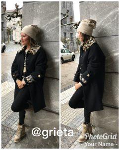Ropa de mujer Grieta: Prendas de abrigo