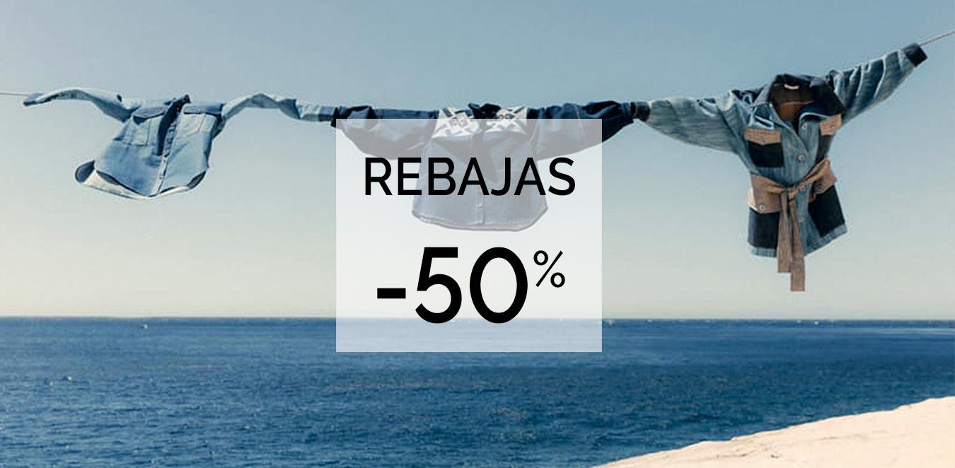 Rebajas -50% dto