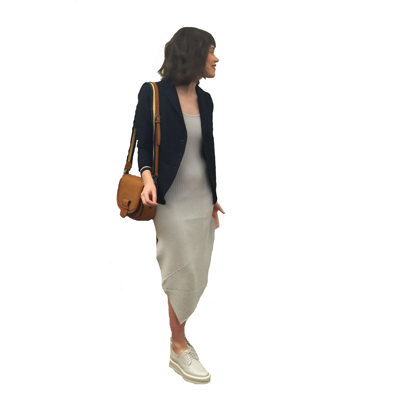 Ropa urbana mujer vestido largo
