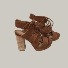 sandalia cordon ajustable