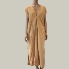 vestido-largo-de-algodon rabens