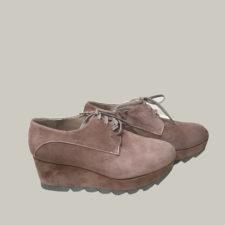 zapato rosa cuña som-mits